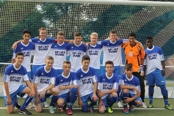 4. Herren und 2. A Jugend im Pokal Virtelfinale !!!