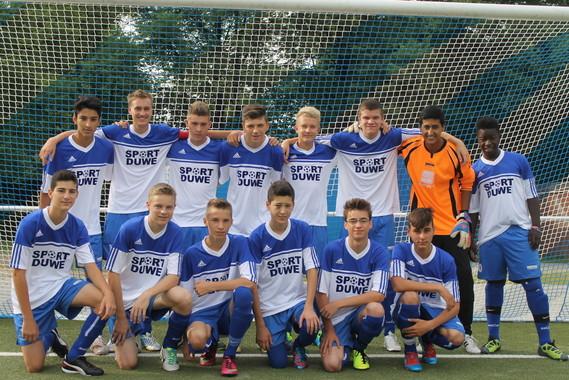 Pokal-Halbfinale der 2. A am 05.05. in Berne!