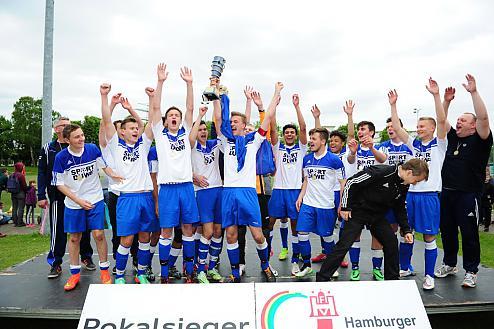 Die 2.A gewinnt Pokal der unteren A-Junioren!