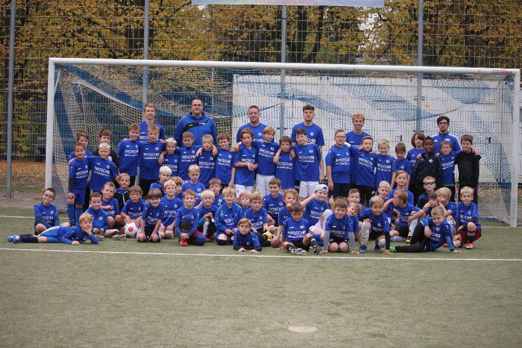 1. tus BERNE Fußballschule