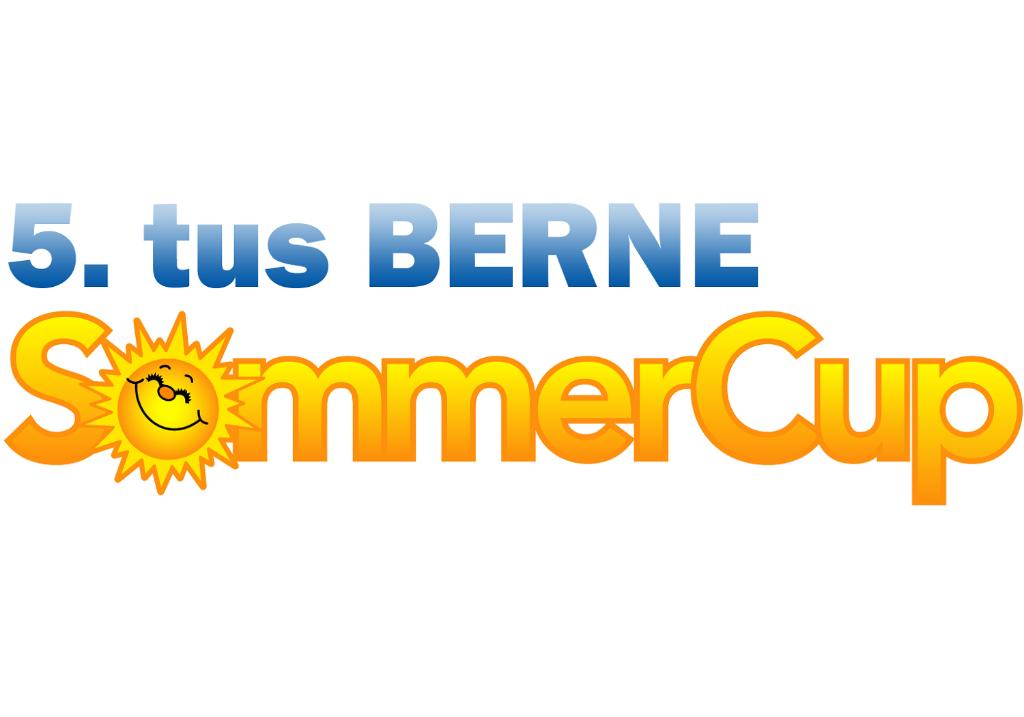 5. tus BERNE SommerCup – Auf geht's in die Jubiliäumsausgabe!